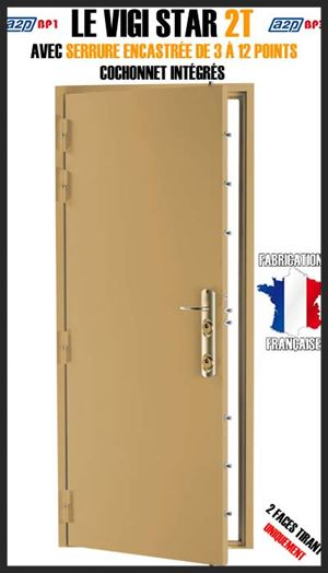 Fabricant installateur porte blind e fabricant bloc porte de cave porte blind e d 39 appartement - Porte blindee sur mesure ...